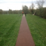 Rubber Mulch Golden Mile Track in East Riding of Yorkshire 8