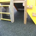 Bonded Rubber Bark for Play Areas in Carmarthenshire 9