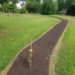 Rubber Mulch Golden Mile Track in Buckinghamshire 5