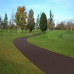 Rubber Mulch Golden Mile Track in East Riding of Yorkshire 6