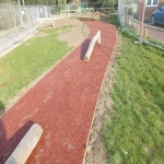 Bonded Rubber Bark for Play Areas in South Yorkshire 12